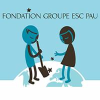 Logo Fondation Groupe ESC Pau