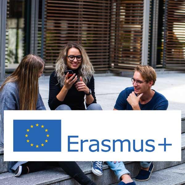 Illustration Erasmus Plus ESC Pau BS