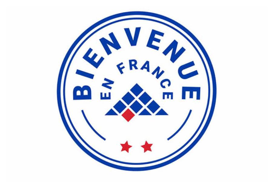 Logo Label Bienvenue en France - ESC Pau BS